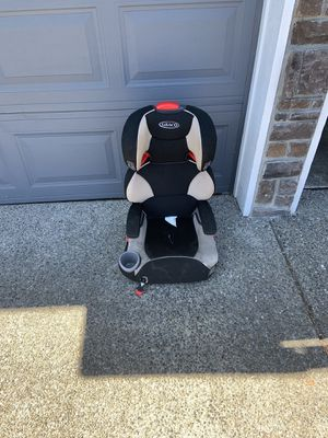 Car seat/ booster seat for Sale in Kent, WA