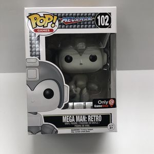 Funko POP MegaMan Retro GameStop Exclusive for Sale in Spring Hill, FL