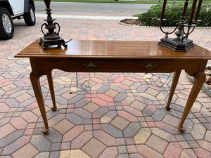 Sofa /console table by Ethan Allen for Sale in Boca Raton, FL