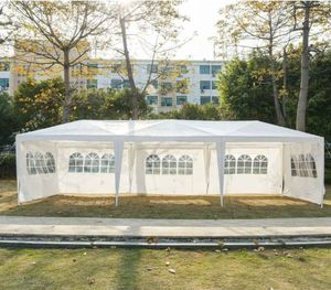 NEW Outdoor Cover White Tent with side wall windows for Wedding Party Patio Gazebo canopy Camping for Sale in Henderson, NV
