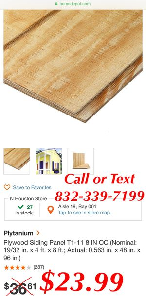 Tamko 30 Year Shingles for Sale in Houston, TX - OfferUp