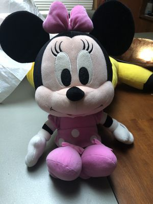 Minnie Mouse Plushie for Sale in Kenmore, WA