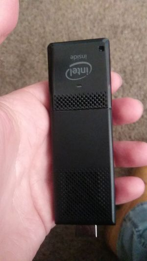 Intel Compute Stick. Windows 10. 2 gigs or ram and 32 gig hdd. With sd slot. 2 usb slots for Sale in Kent, OH