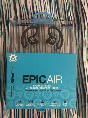 JLAP EPIC AIR WIRELESS HEADPHONES for Sale in Northborough, MA