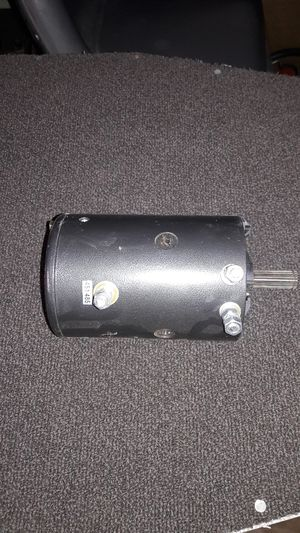 New motor for Warn winch for Sale in Mesa, AZ