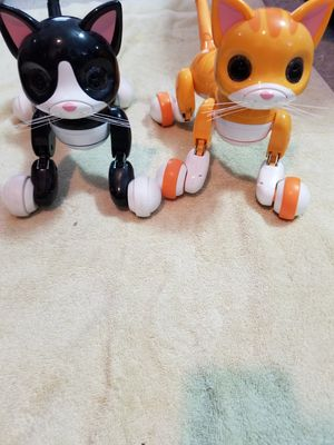 Zoomer cats - robot animals for Sale in North Chesterfield, VA