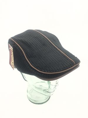 Knitted Beret for Men Black Boina Hombre Adjustable Hat *Free delivery within 5 miles for Sale in Annandale, VA