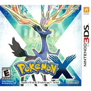 Pokemon X Nintendo 3DS for Sale in Tustin, CA