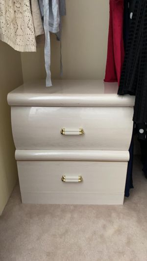 Bedside Dresser/Table for Sale in Royal Oak, MI