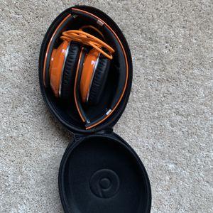 Beats Studio Orange for Sale in Naperville, IL