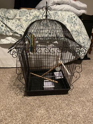 Bird cage for Sale in Sumner, WA