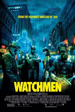 Watchmen Movie Theater Poster! for Sale in Traverse City, MI