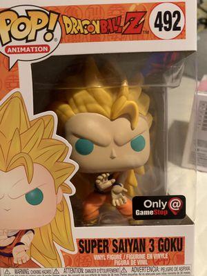Funko Pop Dragon Ball z for Sale in Lynwood, CA