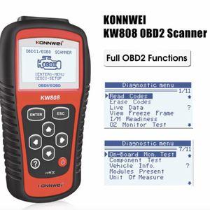 Konnwei K8808 Maxiscan Auto Code Reader Work for US, Asian & European Cars KONNWEI KW808 Code Scanner Audi, Benz, BMW, Buick, Chevrolet, Ford, Honda for Sale in San Fernando, CA