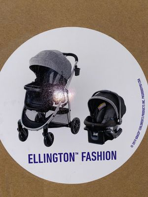 Travel system- car seat and stroller combo for Sale in Glendale, AZ