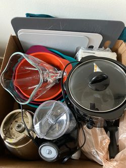 Used Kitchen Supplies :) for Sale in Portland,  OR