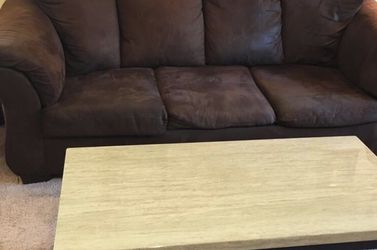 Brown Full Sofa Sleeper for Sale in Orlando,  FL