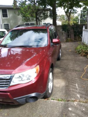 2010 Subaru Forrester for Sale in Brentwood, NY