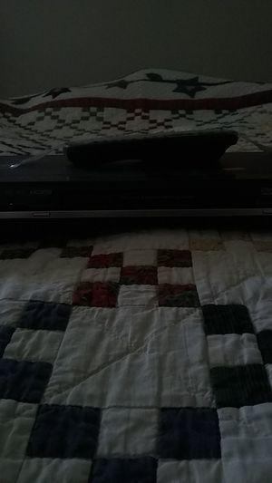 Toshiba DVD with remote for Sale in Pekin, IL
