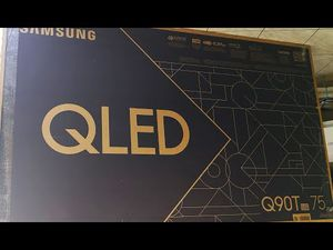 New 2020 QLED Samsung 75' inch 4K smart 75Q90T for Sale in Duluth, GA