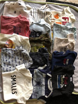 Baby Boy Clothes Bundle for Sale in Parlier, CA