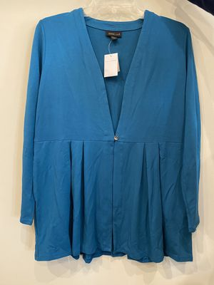 Blue Cardigan j.jill new for Sale in Kent, OH