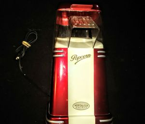 Nostalgia Electric Air Popper for Sale in Hanlontown, IA