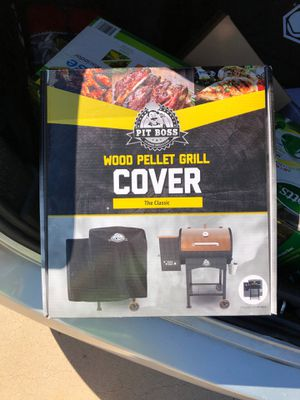 Pit Boss Wood pellet Grill cover for Sale in Young, AZ
