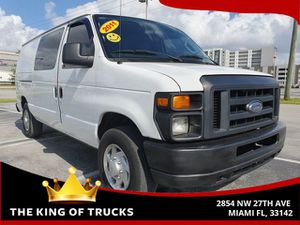 2011 Ford Econoline Cargo Van for Sale in Miami, FL