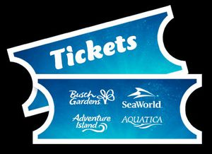 Seaworod and aquatica park tickets for Sale in Belle Isle, FL