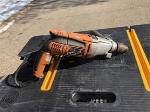 Ridgid 1/2 in. Hammer Drill for Sale in Apple Valley, MN