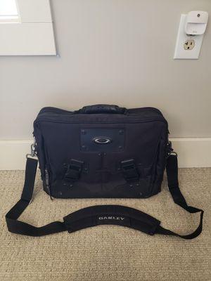 Oakley briefcase / messenger bag for Sale in Bellevue, WA