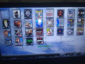 Jailbroken PS3 H3N slim 320gb 4.85 25 PS3 games 20,000+ roms for Sale in Irving, TX