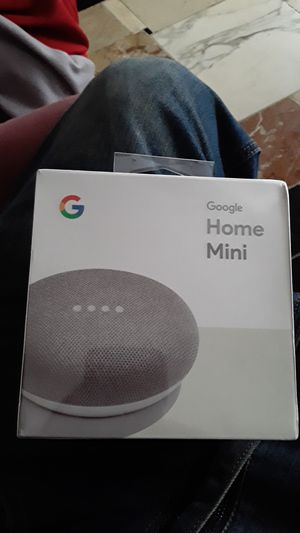 Google home mini for Sale in Richmond, CA