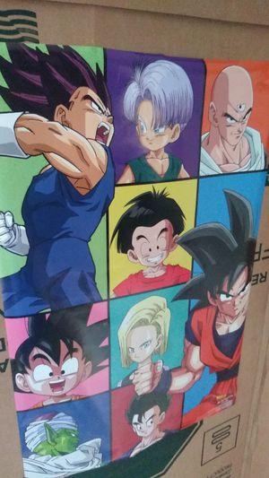 Dragon Ball Z posters for Sale in Philadelphia, PA