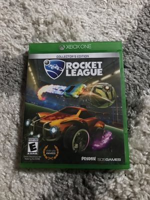 Rocket league for Xbox one for Sale in Marysville, WA