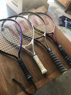 Tennis 🎾 Rackets for Sale in Pomona, CA