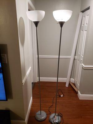Floor lamps. 15 per lamp for Sale in North Lauderdale, FL