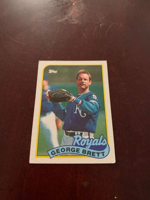 George Brett baseball card for Sale in Long Beach, CA