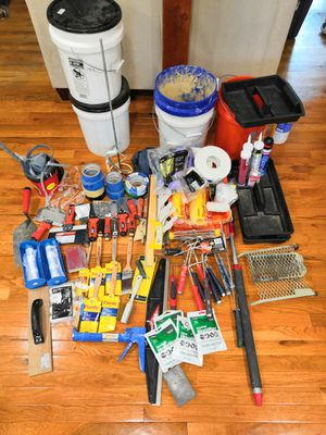 Painter / Drywall / Contractor Supplies for Sale in Rockville, MD