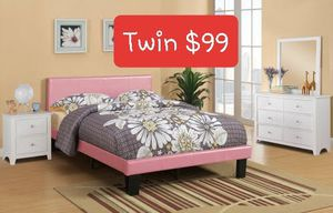 Twin bed frames new for Sale in Rialto, CA
