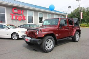 2010 Jeep Wrangler Unlimited for Sale in Puyallup, WA