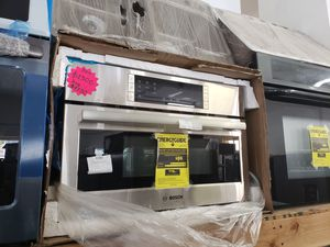 "NEW ! BOSCH BUILT 30"" STAINLESS STEEL ELECTRIC MICROWAVE for Sale in Pasadena, CA"