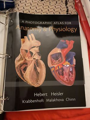 Anatomy and Physiology for Sale in Winchester, CA