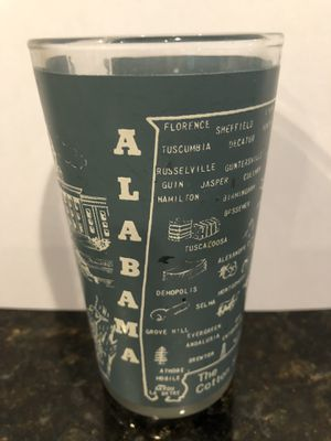 Alabama collectible glass vintage for Sale in Charlotte, NC