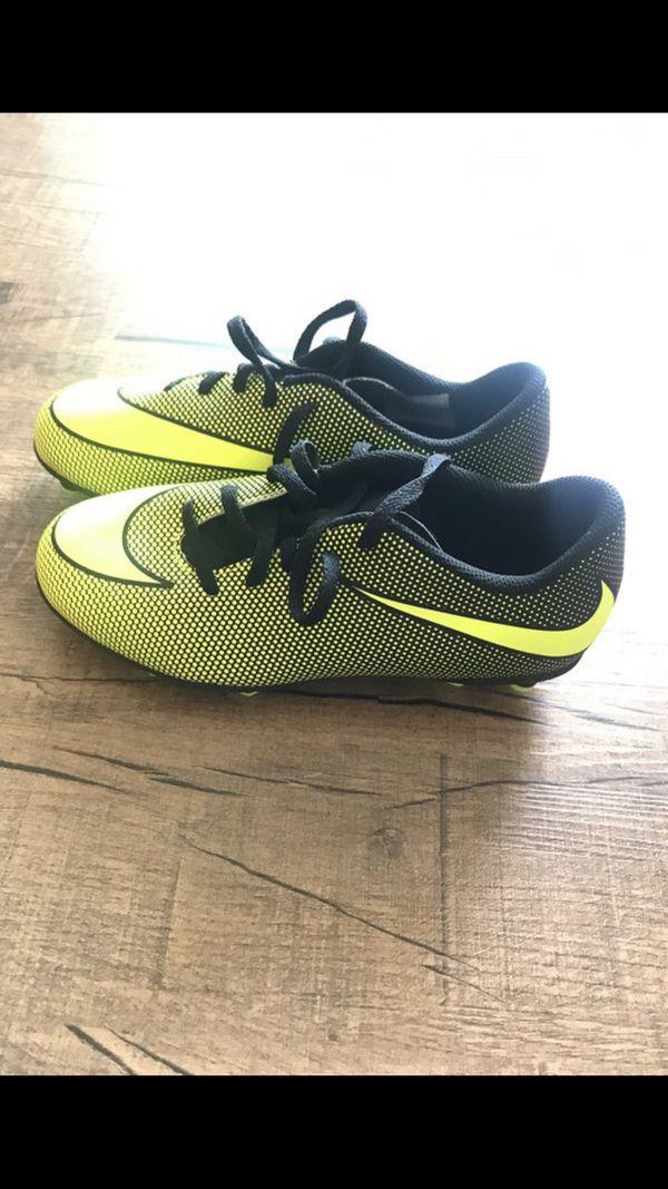 Kids Nike Cleats