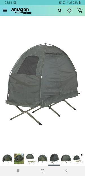 Pop Up Camping Off Ground Tent For 1 for Sale in Bonita, CA