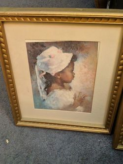 Fancy Antique Painting In Frames for Sale in Clarksburg,  WV