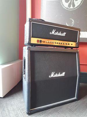 Marshall DSL100H Half Stack 4x10 for Sale in Detroit, MI