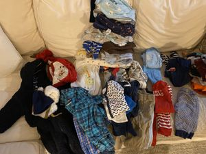 9 months baby boy clothes WINTER for Sale in Virginia Beach, VA
